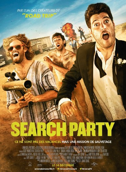 فيلم Search Party 2014 مترحم