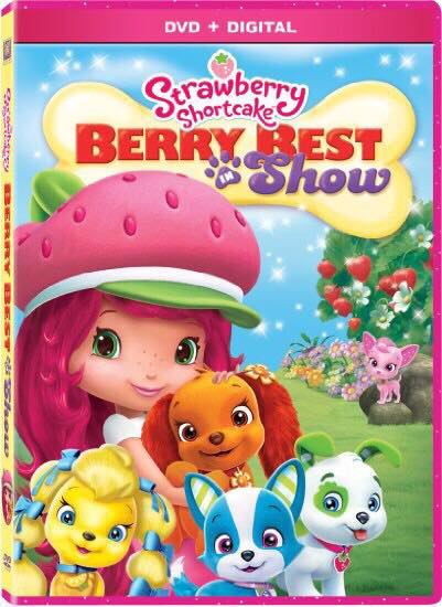 فيلم Strawberry Shortcake Berry Best in Show 2015 مترجم