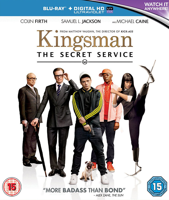 فيلم Kingsman: The Secret Service 2015 مترجم