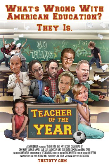 فيلم Teacher of the Year 2014 مترجم