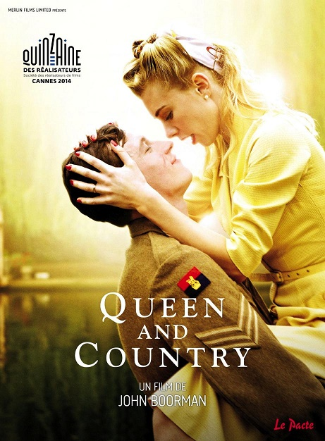 فيلم Queen and Country 2014 مترجم