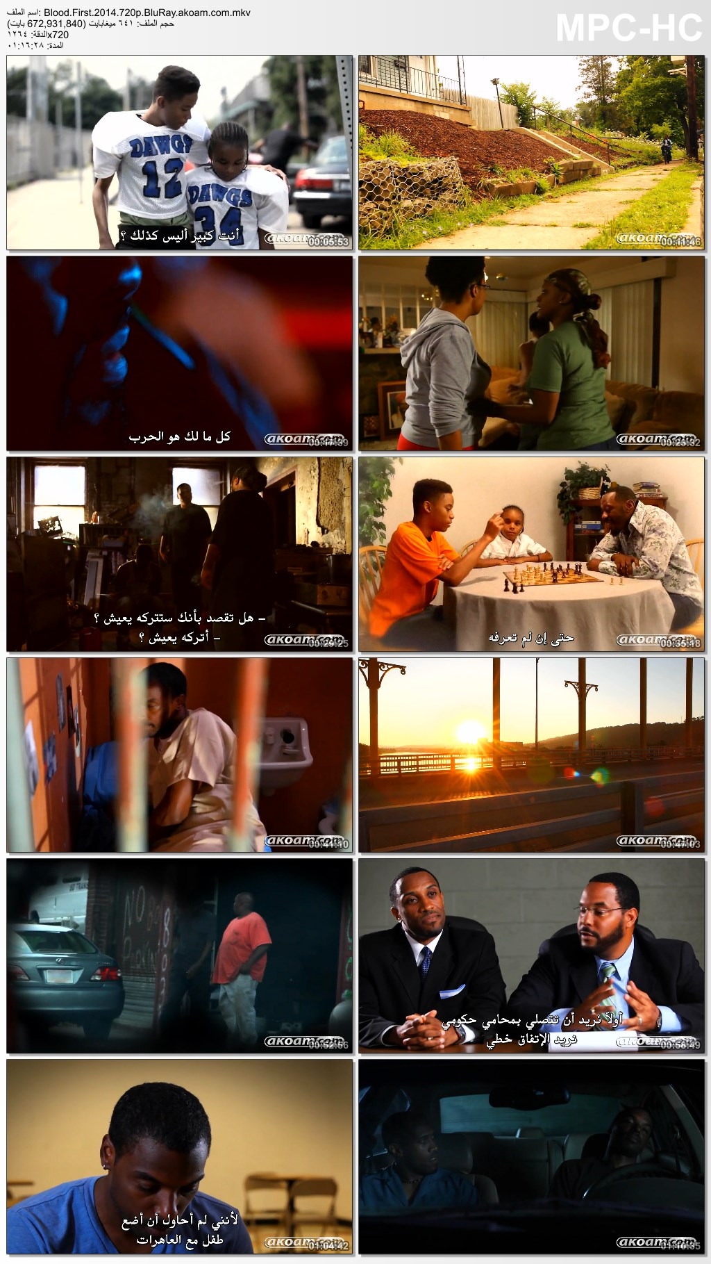 Blood First,Blood First  2014,الأكشن,الجريمة,الدراما,Wanda Anthony,Mychal Bailey