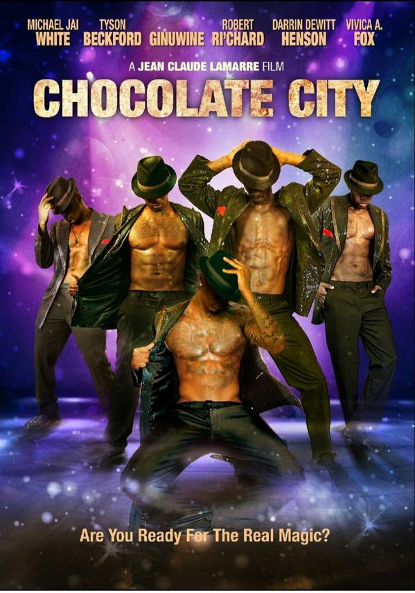 فيلم Chocolate City 2015 مترجم