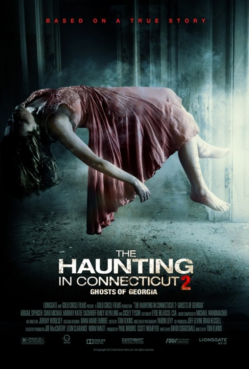فيلم The Haunting in Connecticut 2: Ghosts of Georgia 2013 مترجم
