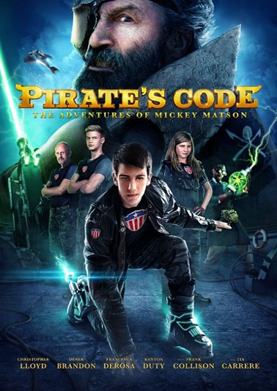 فيلم Pirates Code: The Adventures of Mickey Matson 2014 مترجم