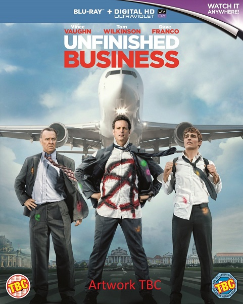 فيلم Unfinished Business 2015 مترجم