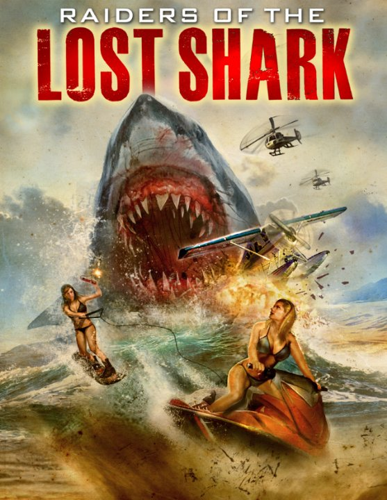 فيلم Raiders of the Lost Shark 2014 مترجم