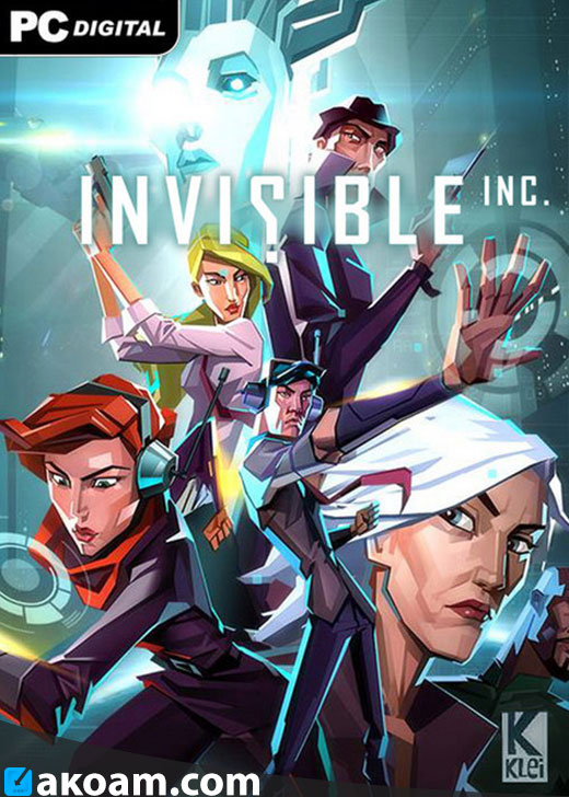 لعبة Invisible,Inc