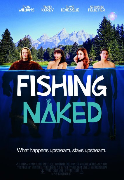 فيلم  Fishing Naked 2015 مترجم