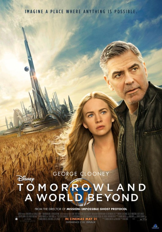 فيلم Tomorrowland 2015 مترجم