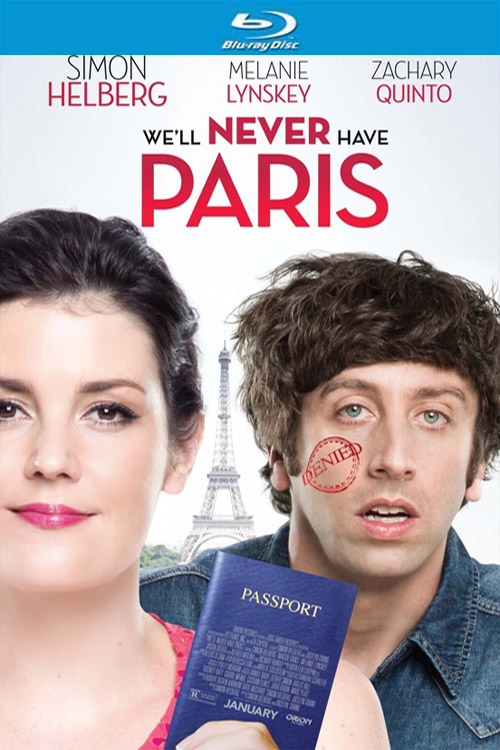 فيلم We'll Never Have Paris 2014 مترجم