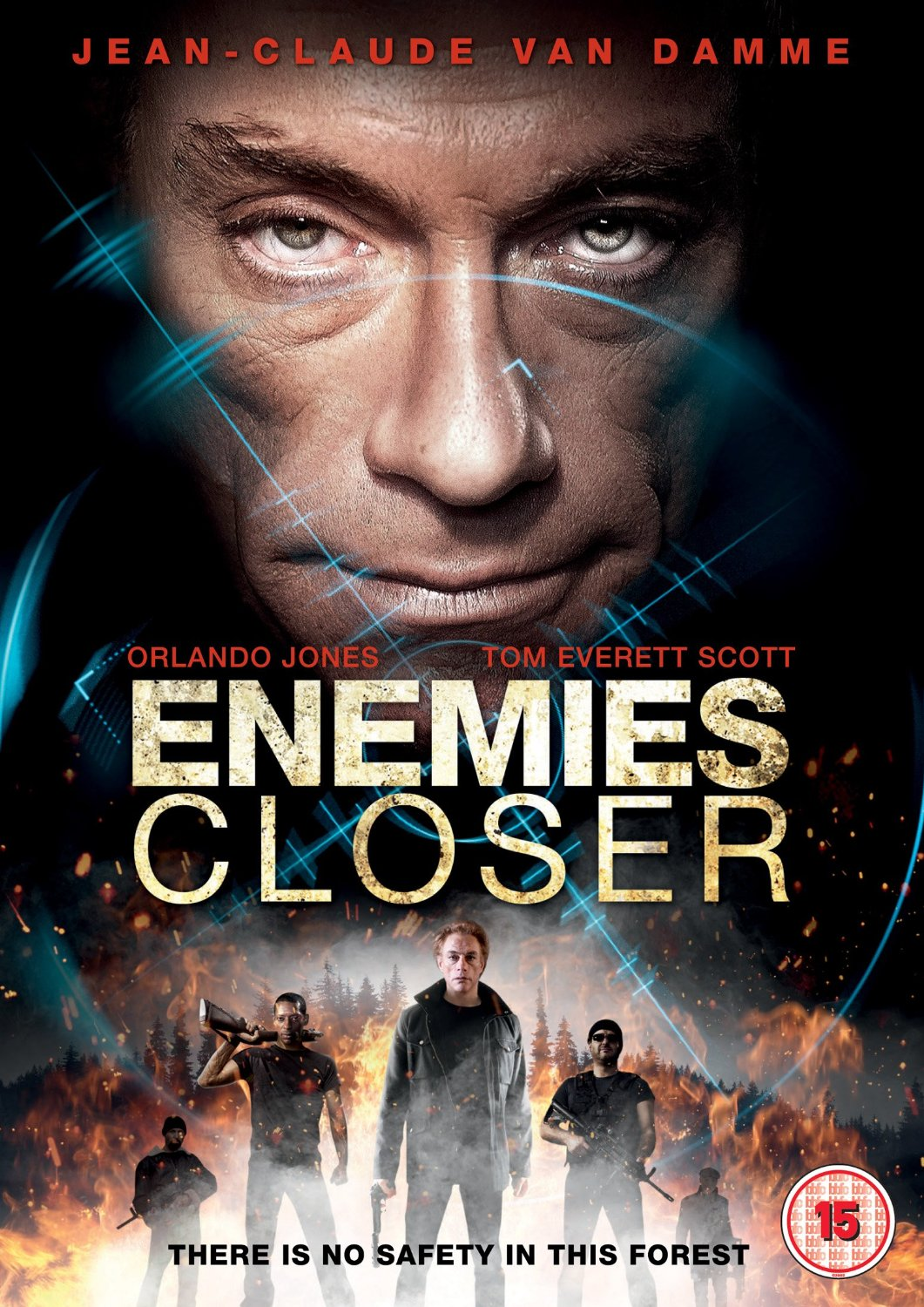 فيلم Enemies Closer 2013 مترجم