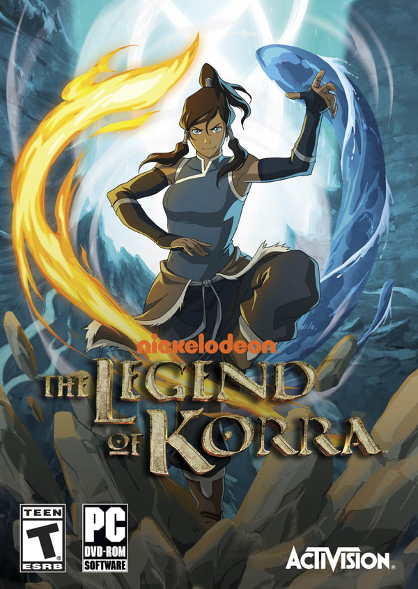 لعبة The Legend of Korra