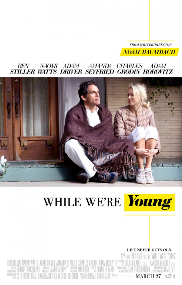 فيلم While We're Young 2014  مترجم
