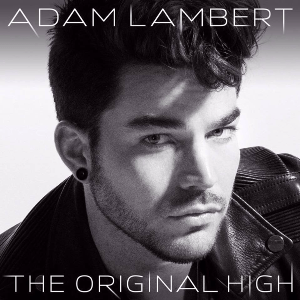 البوم Adam Lambert The Original High 2015
