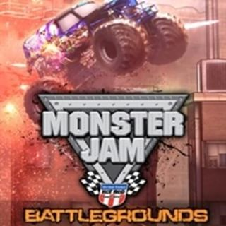 لعبة Monster Jam Battlegrounds