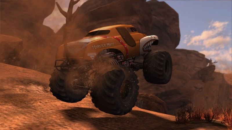Monster Jam Battlegrounds,Battlegrounds,Monster,CODEX,كوديكس,سباق السيارات,الاكشن
