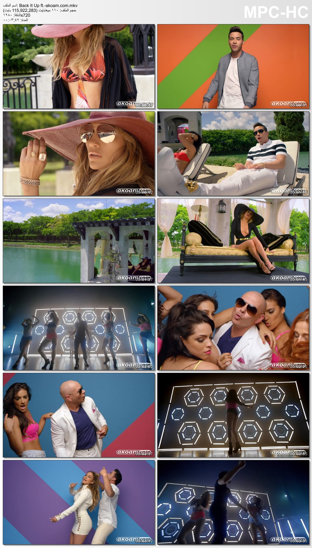 جنيفر لوبيز,بيتبول,Prince,Royce,Back,Jennifer,Lopez,Pitbull,Jennifer Lopez,Prince Royce,Back It Up ft