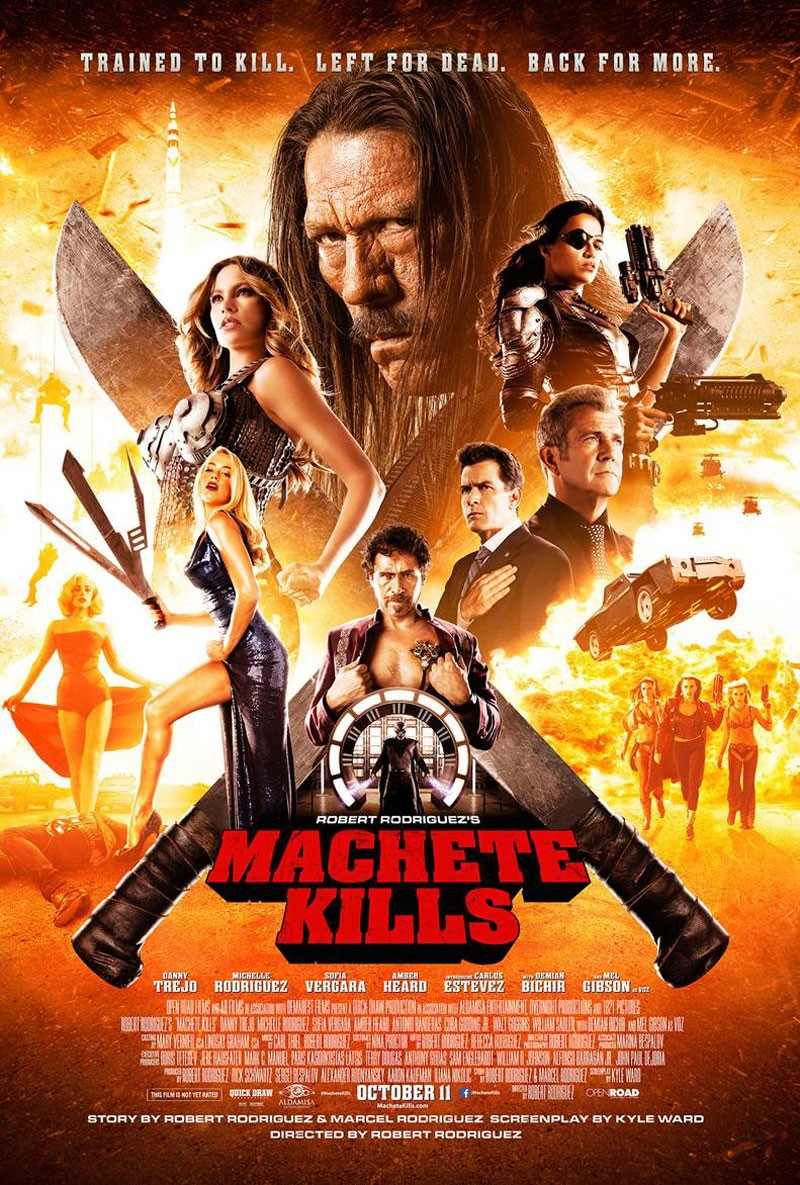 فيلم Machete Kills 2013 مترجم