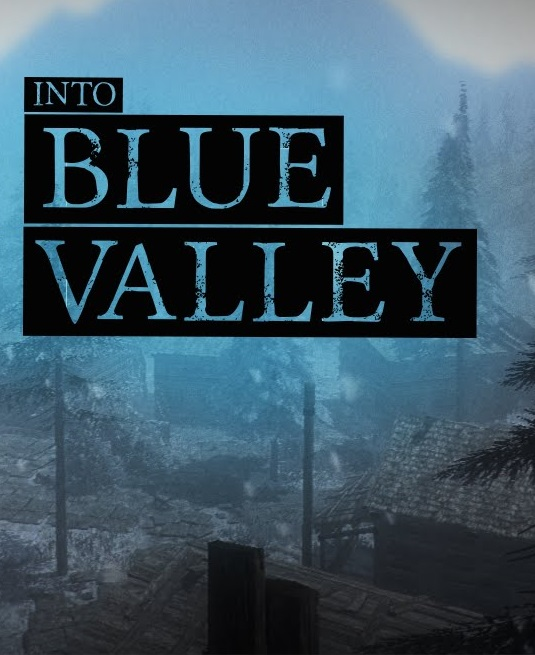 لعبة Into Blue Valley