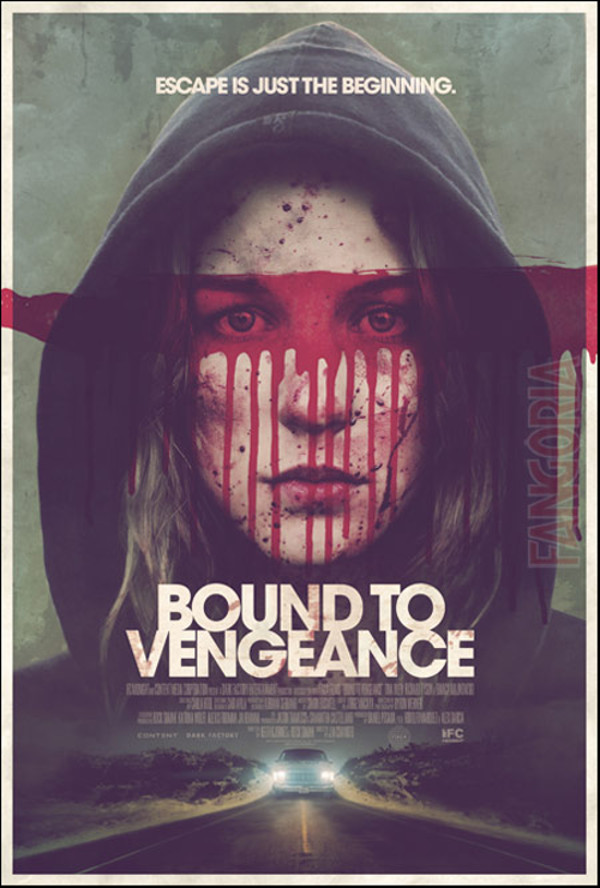 فيلم Bound to Vengeance 2015 مترجم