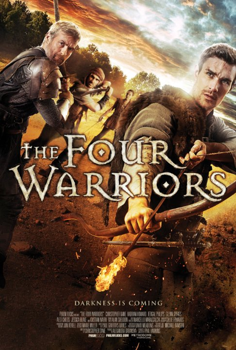 فيلم The Four Warriors 2015 مترجم