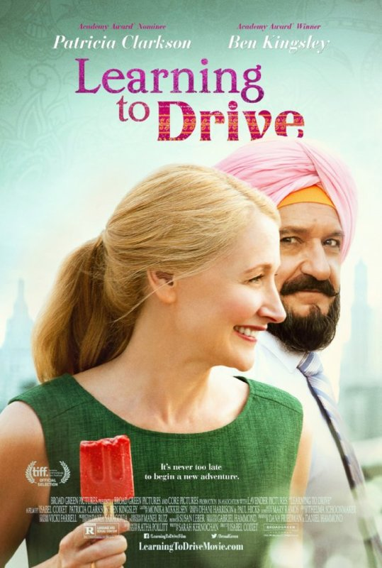 فيلم Learning to Drive 2014 مترجم