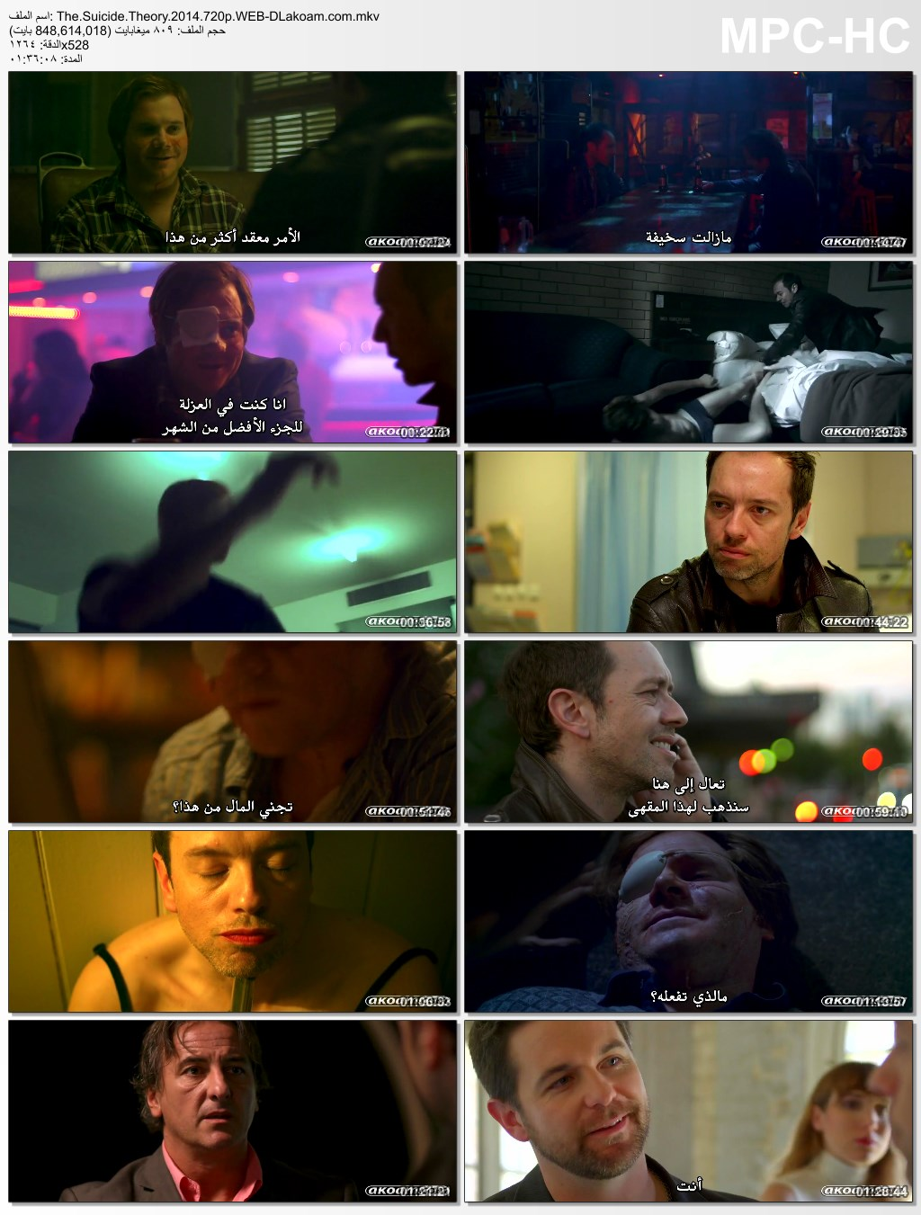 The Suicide Theory,The Suicide Theory  2015,الدراما,الغموض,The Suicide Theory 2014