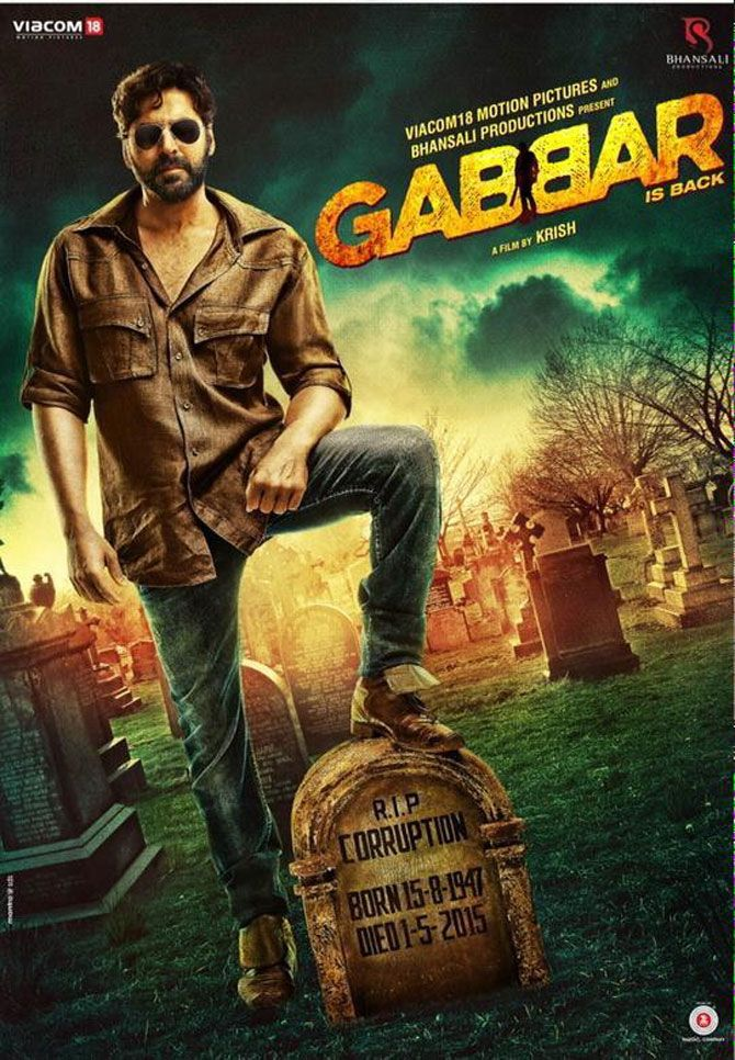 فيلم Gabbar is Back 2015 مترجم