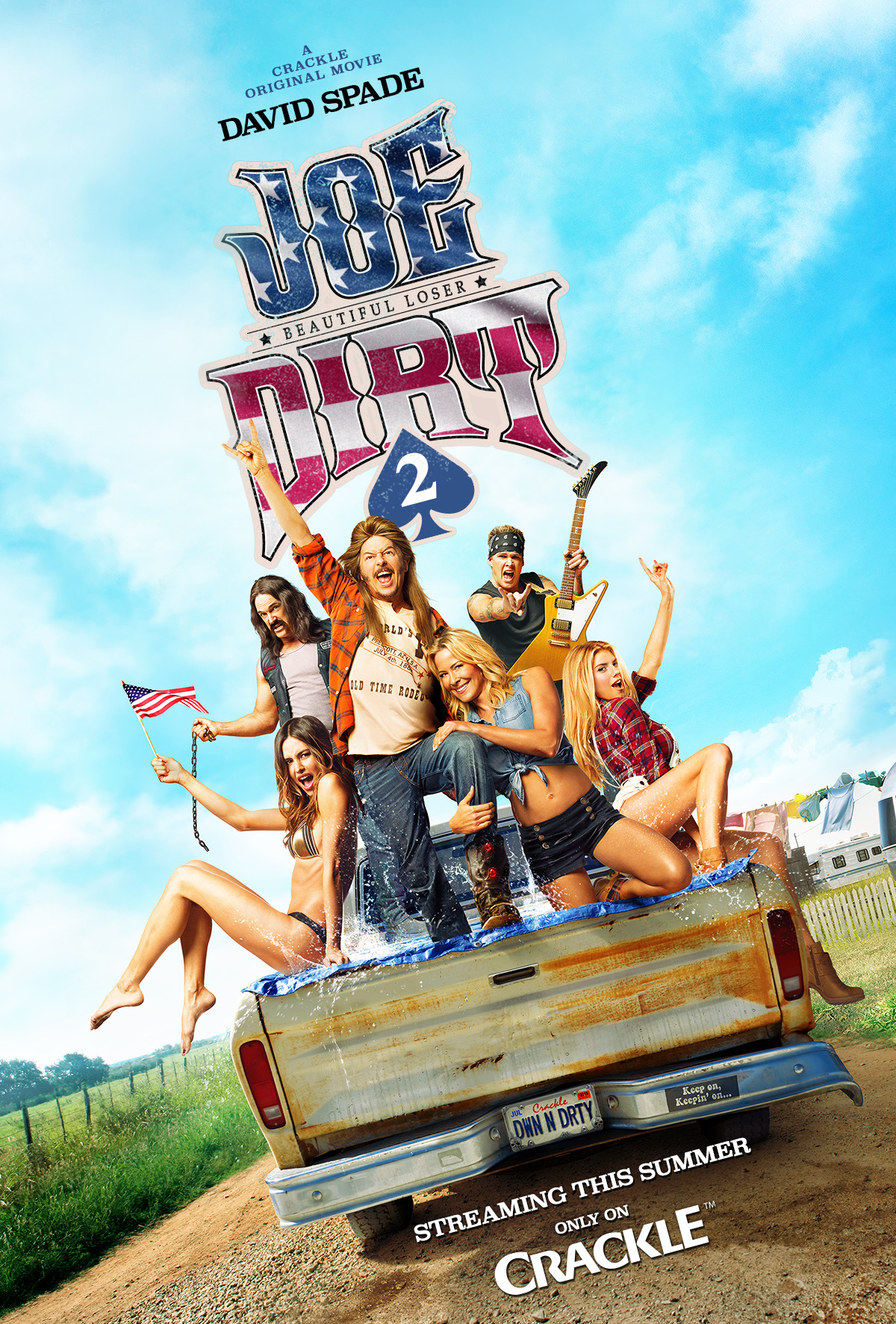 فيلم Joe Dirt 2: Beautiful Loser 2015 مترجم