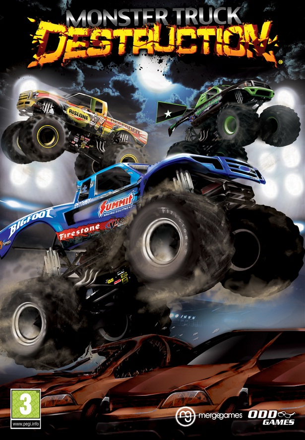 لعبة Monster Truck Destruction
