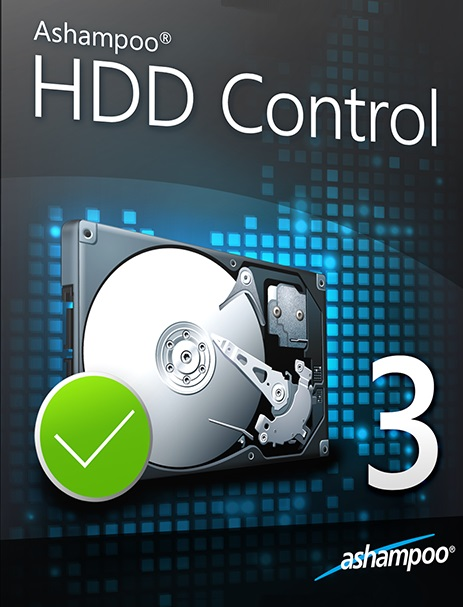 برنامج Ashampoo HDD Control 3 v3.10 Multilanguage