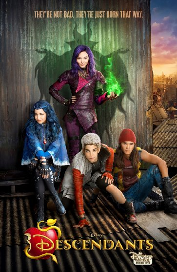 فيلم Descendants 2015 مترجم