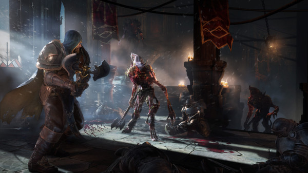 Lords Of The Fallen,Lords Of The Fallen 2015,الاكشن,القتال,الوحوش,CPY