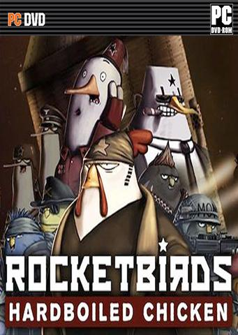 لعبة Rocketbirds Hardboiled Chicken