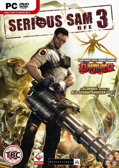 لعبة Serious Sam 3 BFE
