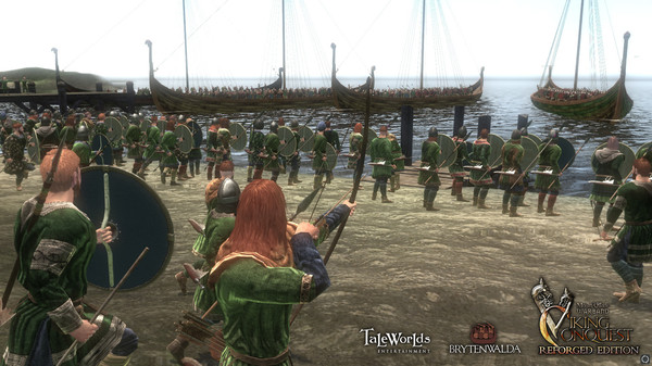 Mount and Blade Warand Viking Conquest Reforged Edition,الاكشن,المغامرات,SKIDROW