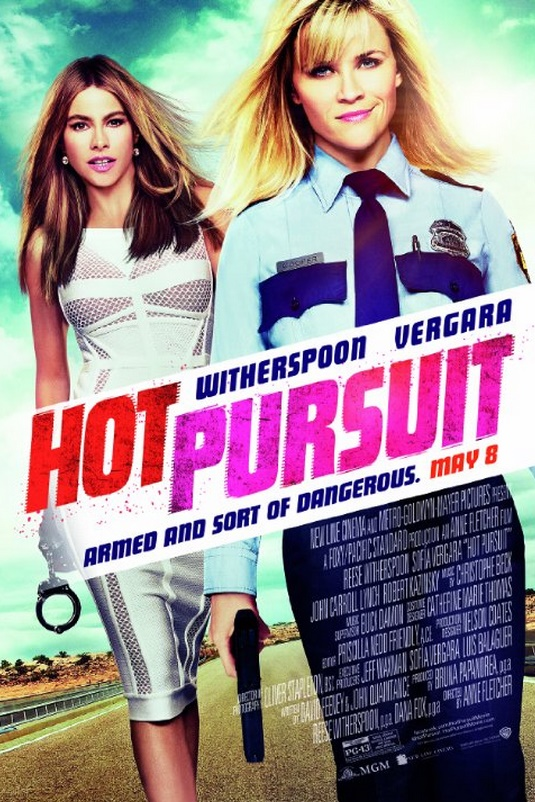 فيلم Hot Pursuit 2015 مترجم - BluRay