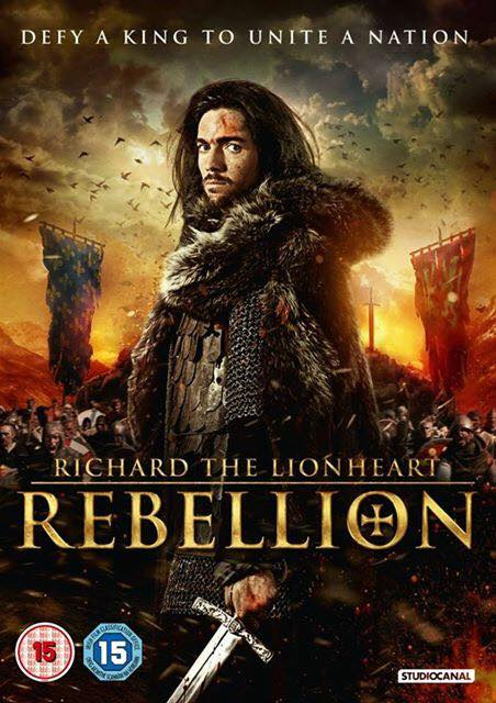 فيلم Richard the Lionheart: Rebellion 2015 مترجم
