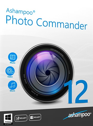 برنامج التصميم Ashampoo Photo Commander 12.0.13 Final