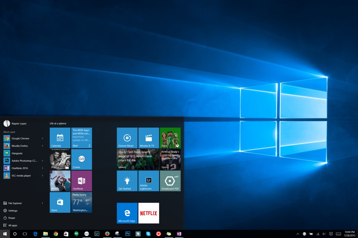 ويندوز Windows 10 Final