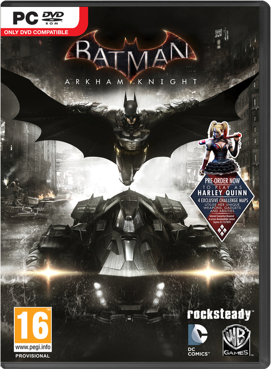 لعبة Batman Arkham Knight