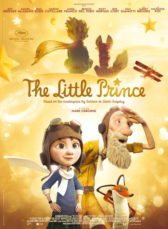 الSoundTrack لفيلم The Little Prince
