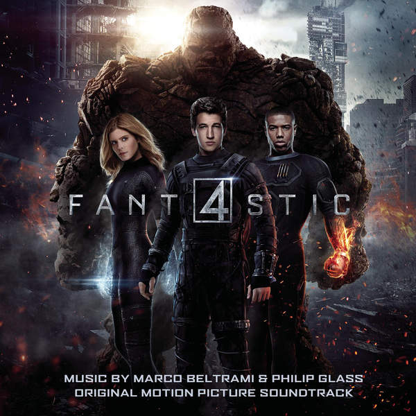 الـ SoundTrack لفيلم The Fantastic Four OST