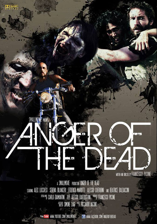 فيلم Anger of the Dead 2015 مترجم