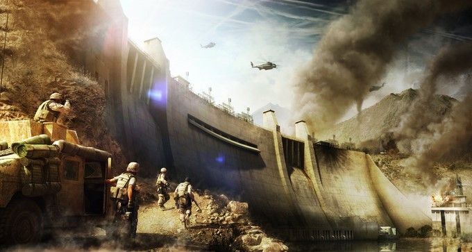 Operation Flashpoint Red River,الاكشن,الحروب,RELOADED