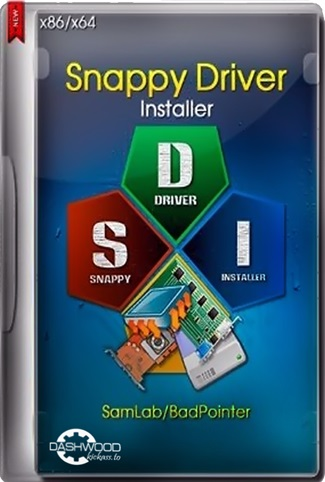 اسطوانة التعريفات Snappy Driver Installer R315 / drayverpak 15080 Multilanguage