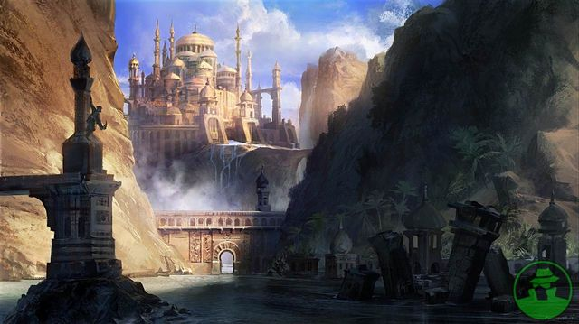 Prince of Persia: The Forgotten Sands,الاكنش,المغامرات,Prince of Persia