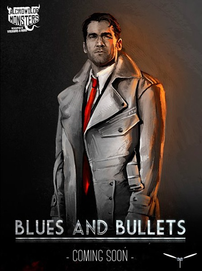 لعبة Blues and Bullets Episode1