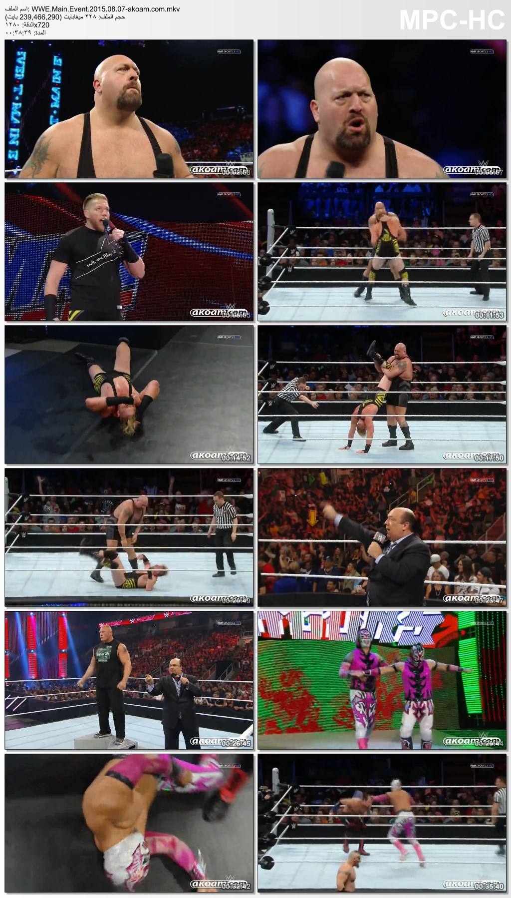 WWE,Main,Event,WWE Main Event